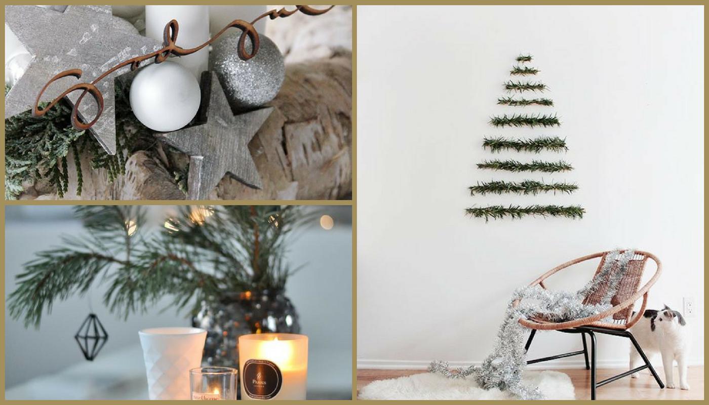 Domowe dekoracje na Boże Narodzenie