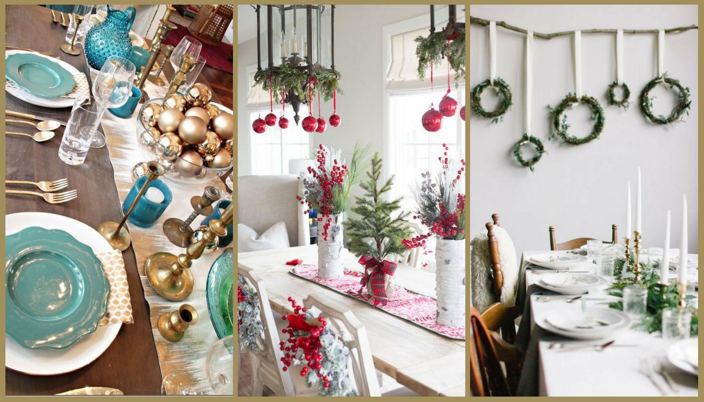świąteczny Stół Jak Przygotowac Stół Na Boże Narodzenie